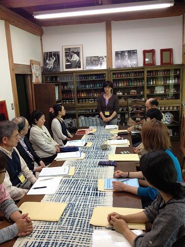福島での起業セミナー事務局 2012年